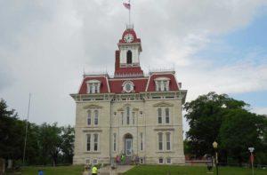 Council Grove Court House