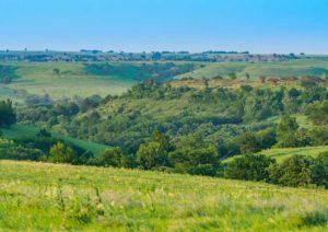 Flint Hills landscape