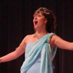 Singer at Opera in the Flint Hills