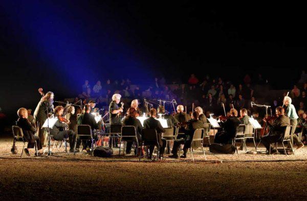WoodFest evening concert