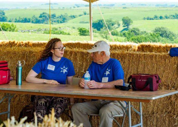 Signature Event Volunteers