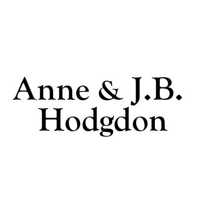 Anne & J.B. Hodgdon