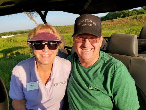 For Kelly Tastove, Signature Event is a family affair